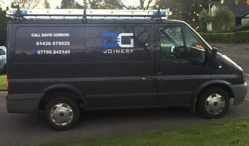 Joinery Business Helensburgh