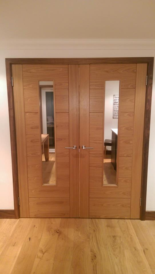 Oak Doors Oak Double Doors Internal